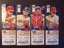 Cleveland Indians 2013 MLB ticket stubs - One ticket