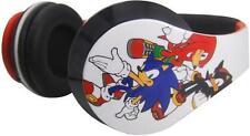 Sonic il porcospino: ufficiale Sega PERSONAGGI ART pieghevole cuffie -