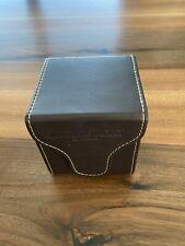 Audemars Piguet Travelbox Travelcase Watch-Box Travel Case Watches Pocket New