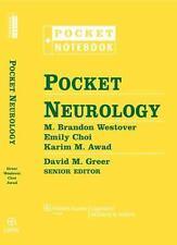 Pocket Neurology (Pocket Notebook Series)