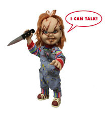 Child's Play Scarred Chucky Talking Mega-Scale Doll - Official