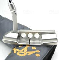Custom Titleist Scotty Cameron 2018 Select Newport 2 White Edition Golf Putter