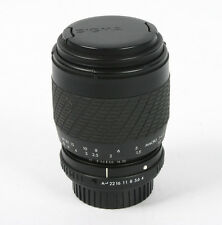 Sigma UC Zoom Lens 70-210mm 1:4-5.6 Multi-Coated. Pentax K fit.