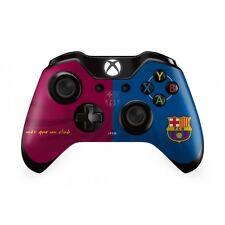 - FC Barcelona Xbox One Controller Skin 5060235555251