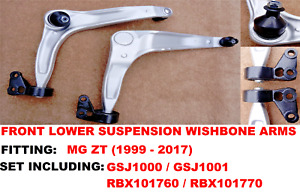 ROVER 75 MG ZT FRONT 2 SUSPENSION ARM WISHBONE
