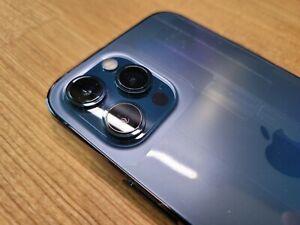 Apple iPhone 12 Pro Max 128GB Pacific Blue Factory Unlocked unused