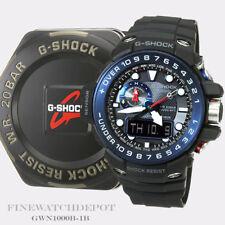 Authentic Casio G-Shock Men's Gulf Master Digital Watch GWN1000B-1B