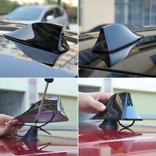 Shark Fin Radio Car Roof Antenna Black Fm/Am Decor Universal Toyota Honda Ford