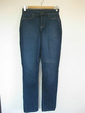 Not Your Daughters Jeans NYDJ designer dark denim Jeans Size 2 (Aus size 6)