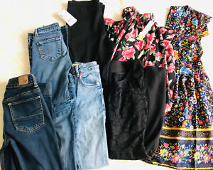 Womens size small mixed clothing lot - jeans, dress - size small-american eagle