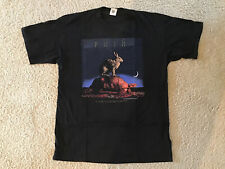 Original Vintage 1993 Rush Counterparts Tour Concert Band T-Shirt SIZE XL