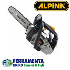 "Motosega a scoppio leggera da potatura Alpina APR 25 10"" POTA ALPINA LAMA 25CM"