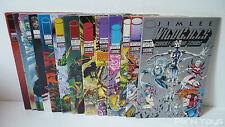 COMICS / Wild Cats - Semic Editions1995 / [Numéros 1 à 13 ]