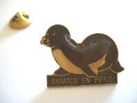 PINS ANIMAL OTARIE ANIMAUX EN PERIL MAMMIFERE MARIN