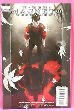 X-Men Magneto Testament #1 of 5 Greg Pak 2008 Comic Marvel Knights Comics F