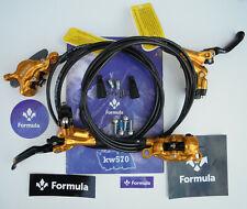 Formula - Impianto Formula CURA 2020 Gold/Oro +dischi adattatori/adapters +disks
