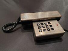 Telefono Tastiera Marchetti Vintage Cromato