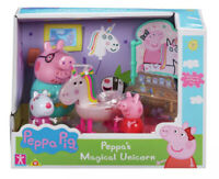 Peppa Pig Peppa's Magical Unicorn Playset