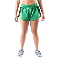 Women's PUMA Fass Split Shorts Green size S (T18) $35
