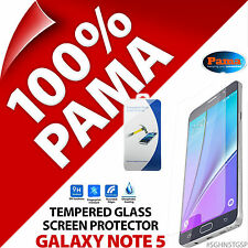 Pama Protection Écran En Verre Trempé Bord Arrondi Film Samsung Galaxy Note 5