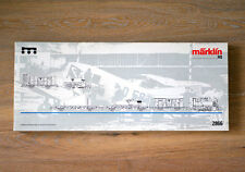 MARKLIN 2866 HO H0 DR FLUGZEUG-TRANSPORT-ZUG JUNKERS F13 , NEW NUE