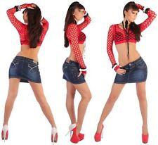 Faldas de mujer Mini vaquero