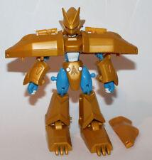 Bandai Digimon Magnamon to Digi Egg of Miracles Gold Armor Digivolving