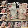 Soft TPU 3D Matte Relief Pattern Slim Case Cover For Apple iPhone 8 6s 7 Plus X