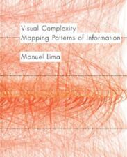 Visual Complexity: Mapping Patterns of Information, Manuel Lima, HARDCOVER, Eng