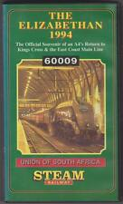 The Elizabethan 1994 (VHS) Railway Video Tape ~ Transport Video Publishing Ltd