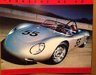 1960 Porsche RS60 Spyder Extremely Rare Car Poster! WOW!