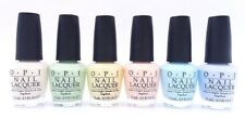 OPI Lacquer Nail Polish Soft Shades Pastel 2016 Collection Set Of 6