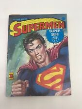 SUPERMAN #97 - Foreign Comic Book - 1980s 80s - DC - ULTRA RARE - 5.0 VG/FN