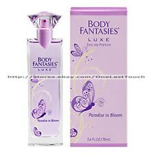 BODY FANTASIES LUXE* Eau de Parfum 2.6 PARADISE IN BLOOM Women PARFUMS DE COEUR