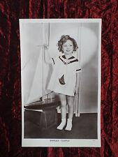 SHIRLEY TEMPLE  -  FILM STAR - PICTUREGOER POSTCARD # 988