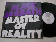 BLACK SABBATH Masters Of Reality *NEW ZEALAND SWIRL LABEL 1st PRESS*NON FOC*