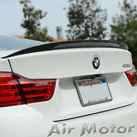 COLOR 300 FOR  BMW F32 428i 438i P STYLE TRUNK SPOILER REAR 2015 COUPE 2DR