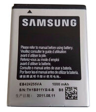 Genuine Samsung Gravity Touch OEM Replacement Li-ion Battery EB424255VA 1000mAh