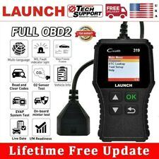 LAUNCH CR319 OBD OBD2 Engine Universal Car Code Reader Scanner Diagnostic Tool