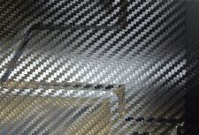 2 Sheets Long Lasting Vinyl for DIY Chevy Emblem Overlay Carbon Fiber