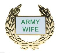 Army Wife Hat or Lapel Pin H14357D7