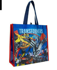 Transformers Tote Bag GREAT FOR HALLOWEEN, PARTIES, ETC - BUY MORE & SAVE 25% !!