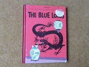 Tintin - The Blue Lotus - Facsimile Edition - 2008