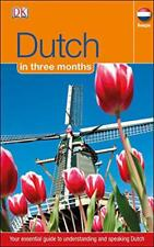 Dutch In 3 Months (Hugo in 3 Months) by DK | Paperback Book | 9781405391610 | NE