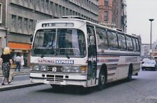 BUS PHOTO, LONDON NATIONAL EXPRESS PHOTOGRAPH PICTURE, LEYLAND TIGER COACH