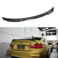 Carbon Rear Trunk Spoiler Lip Wing for BMW F36 Gran Coupe 2014-2018 CS Style