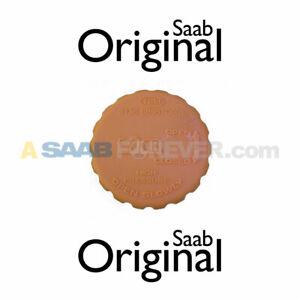 NEW SAAB COOLANT TANK CAP 900 9-3 9-5 Genuine OEM 4356770 32021893
