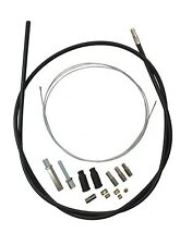 Venhill Universal 6mm Throttle Cable Kit 1.35m Outer Length