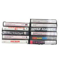 Lot Of 11 ROCK Classic Rock Color Me Bad Bryan Adams Phil Collins The Police Etc