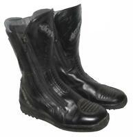 ">>> coole "" DAYTONA "" Motorradstiefel / Stiefel / Biker- Boots in schwarz Gr. 40"